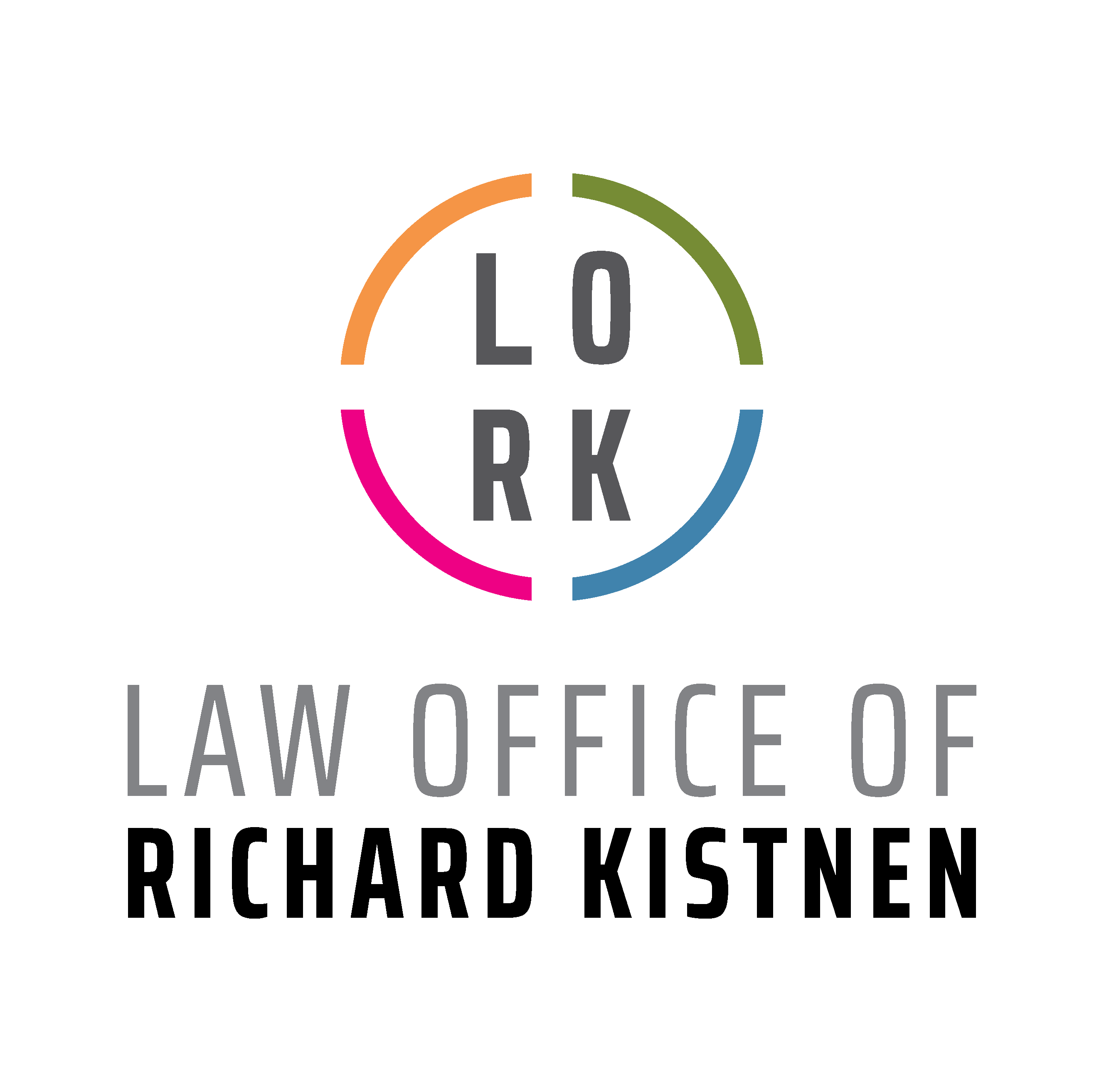 Law Office of Richard Kistnen Logo